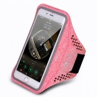 ROCK-Professional-Universal-Slim-Sports-Armlet-Arm-Band-for-Running-Fitness-Cycling-Phone-Armband-for-4-6-Inches-Phone-devices-Pink