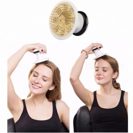 Relaxation-Massage-Infrared-Electric-Massager-Head-Massage-Scalp-Massage-Pressure-Points-To-Relieve-Stress-Insomnia-Claw-Device-White-2b-Gold