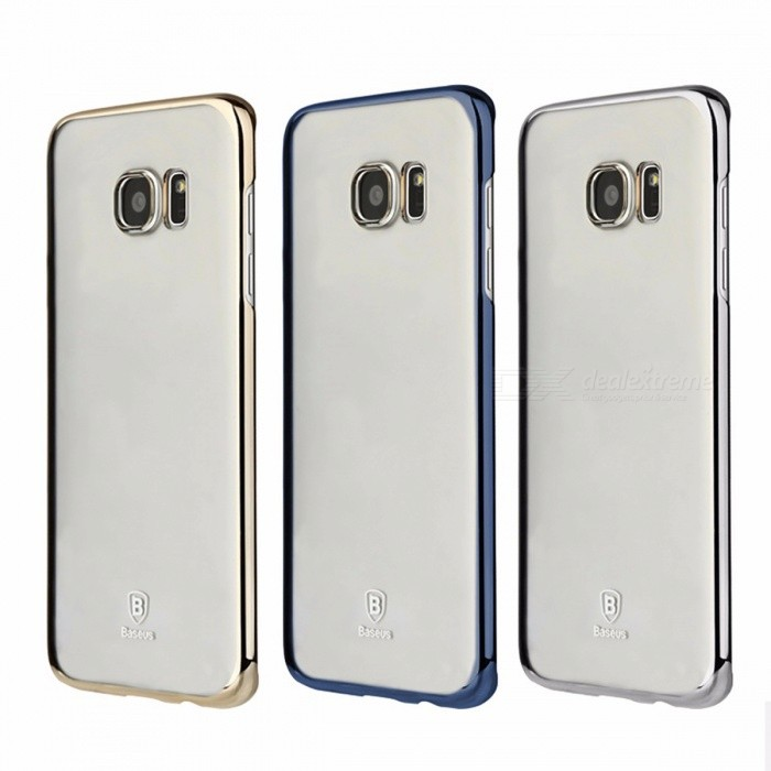 Baseus Luxury Plating Frame PC Ultra Thin Full Protection Back Cover, Phone Case for Samsung Galaxy S7 Edge PC/GoldPlastic Cases<br>Description<br><br><br><br><br>Brand Name: BASEUS<br><br><br>Retail Package: Yes<br><br><br><br><br>Type: Fitted Case<br><br><br>Function: Dirt-resistant,Anti-knock<br><br><br><br><br>Compatible Brand: Samsung<br><br><br>Compatible Samsung Model: Galaxy S7 Edge<br><br><br><br><br>Design: Plain,Vintage,Glossy,Business,Sports,Transparent<br>