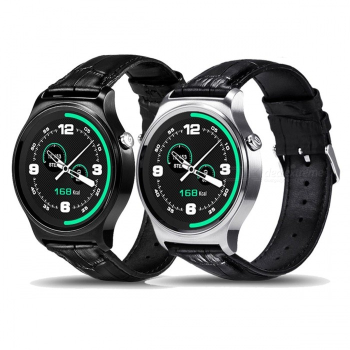 Torntisc GW01 Bluetooth Smart Watch IPS Round Screen Water Resistant Sports SmartWatch For Apple Huawei Android IOS Phones Gold MetalSmart Watches<br>Description<br><br><br><br><br>Function: Answer Call,Remote Control,Dial Call,Push Message,Passometer,Message Reminder,Sleep Tracker,Heart Rate Tracker,Call Reminder,Fitness Tracker<br><br><br>APP Download Available: Yes<br><br><br><br><br>Band Detachable: No<br><br><br>ROM: 128mb<br><br><br><br><br>Language: French,Italian,Russian,Spanish,Portuguese,English<br><br><br>Battery Capacity: 300-450mAh<br><br><br><br><br>Band Material: Leather<br><br><br>Battery Detachable: No<br><br><br><br><br>Style: Fashion<br><br><br>Case Material: Steel<br><br><br><br><br>Network Mode: None<br><br><br>CPU Manufacturer: Mediatek<br><br><br><br><br>Camera: None<br><br><br>Brand Name: Torntisc<br><br><br><br><br>Movement Type: Electronic<br><br><br>Screen Shape: Round<br><br><br><br><br>Multiple Dials: Yes<br><br><br>Application Age Group: Adult<br><br><br><br><br>GPS: No<br><br><br>Waterproof Grade: Life Waterproof<br><br><br><br><br>SIM Card Available: No<br><br><br>RAM: &amp;lt;128MB<br><br><br><br><br>System: Android OS<br><br><br>Compatibility: All Compatible<br><br><br><br><br>Mechanism: No<br><br><br>Type: On Wrist<br><br><br><br><br><br><br><br><br><br><br>Main Features: <br><br><br>Bluetooth 4.0: Controlling music player, including MP3, MP4 and AVI format; Phone SMS synchronize and push information <br><br><br>Bidirectional anti-lost, convenient to find watch or phone <br><br><br>Real time heart rate monitoring, with ECG, getting high accuracy data <br><br><br>Siri, messages, remote camera, sleeping monitoring, alarm clock, calender, phone call remind, sedentary remind, etc. <br><br><br>UV and body temperature monitoring function, providing practical information <br><br><br>Supporting Android 4.3 / iOS 7.0 and above system <br><br><br>Language:&amp;nbsp;English, Spainish, Portuguese, Italian, French, Russian, Arabic, Chinese<br>