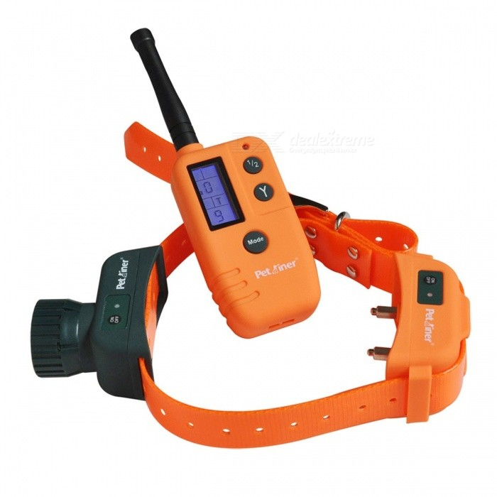 Petrainer-910-500m-Remote-Dog-Training-Collar-with-Beeper-for-Hunting-Dog-Barking-Shock-Collar-with-Remote-US