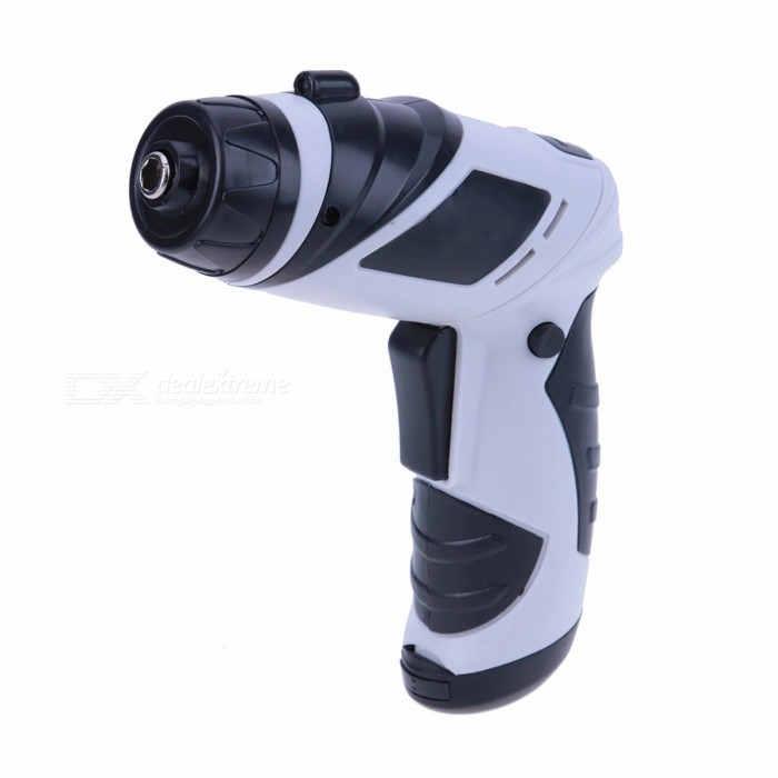 Mini-Household-Cordless-6V-Electric-Drill-with-Lamp-High-Precision-Hand-Held-Electric-Screwdriver-Gun-Power-Tool-gray