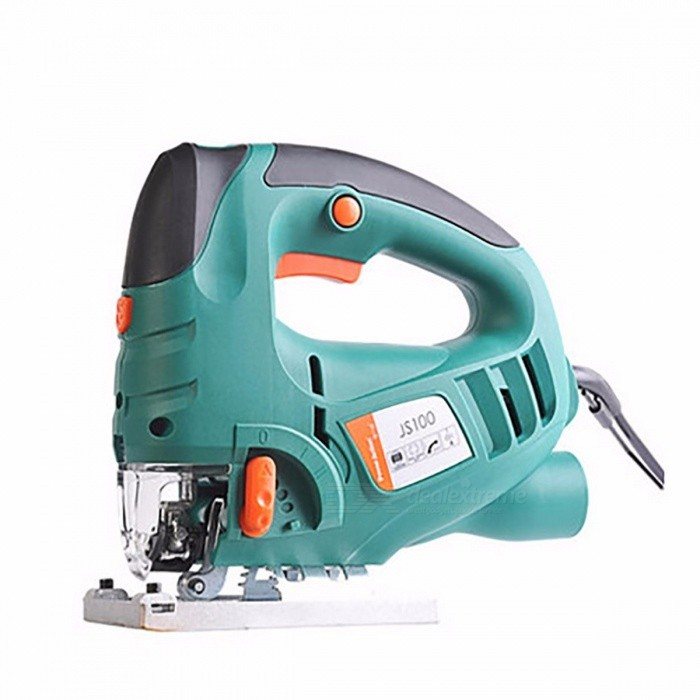 220V-Electric-Jig-Saw-Woodworking-Curve-Power-Tool-Multifunction-Chainsaw-Hand-Saws-Cutting-Machine-Woodsaw-green