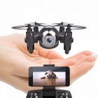 Gteng T906W Portable Mini FPV Drone Quadcopter Helicopter, Selfie Remote Control Toy with HD Camera for Kids  T906W RC APP