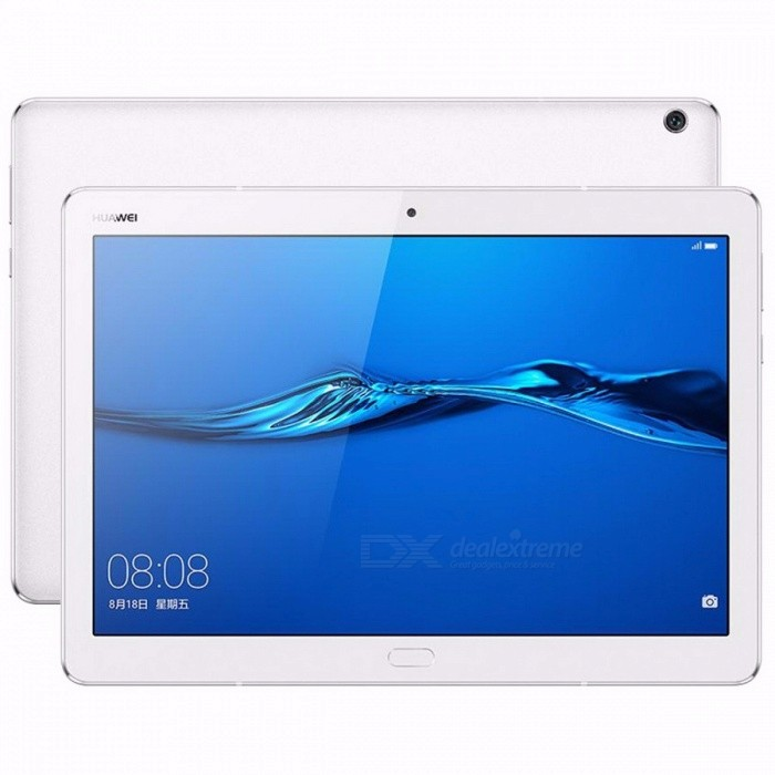 10.1 Original Huawei MediaPad M3 Lite 10 BAH-AL00 4G Phone Call Tablet PC w/ SnapDragon 435 Octa-Core 3GB 32GB EMUI 5.1 GPS 3GB 32GB White/standard packageAndroid Tablets<br>Description<br><br><br><br><br>Item Type: Tablet PC<br><br><br>Google Play: Yes<br><br><br><br><br>Feature: Dual Cameras,Ultra Slim,OTG<br><br><br>Supporting Language: Portuguese,Swedish,English,Spanish,Italian,Chinese,Russian,German,French,Ukrainian<br><br><br><br><br>Operating System: Android 7.0<br><br><br>Panel Type: IPS<br><br><br><br><br>Extend Port: Earphone Jack,USB,TF card<br><br><br>Processor Manufacture: QUALCOMM<br><br><br><br><br>Processor Core: Octa Core<br><br><br>Camera: Second Webcam<br><br><br><br><br>Package: Yes<br><br><br>Touch Screen Type: Capacitive Screen<br><br><br><br><br>Network Communiction: 4G LTE<br><br><br>Memory Capacity: 3GB<br><br><br><br><br>Display resolution: 1920x1200<br><br><br>Item Condition: New<br><br><br><br><br>Second Webcam Pixels: 8MP<br><br><br>Brand Name: Huawei<br><br><br><br><br>Screen Size: 10.1<br><br><br>Tablet Data Capacity: 32GB<br><br><br><br><br>Huawei Model: Other<br><br><br><br><br><br><br><br><br><br><br><br><br><br><br>1. Qualcomm SnapDragon 435 Octa Core 4x1.4GHz + 4x1.1GHz CPU.<br> 2. SWS 3.0 and Harman / kardon tuning for high quality sound.<br> 3. 10.1 inch IPS 1920*1200 pixel 16:10 rate 224PPI IPS screen.<br> 4. EMUI 5.1 operating system, based on Android 7.0.<br> 5. Power by 6660mAh high capacity, long using time.<br> 6. GPS, A-GPS, GLONASS, BDS, OTG, Dual band WiFi.<br> &amp;nbsp;<br><br><br><br><br><br>General<br><br><br><br><br>Screen Size<br><br><br>10.1 inch<br><br><br><br><br>Model<br><br><br>BAH-AL00<br><br><br><br><br>SIM Quantity<br><br><br>Single SIM<br><br><br><br><br>SIM Types<br><br><br>Nano SIM Card<br><br><br><br><br>CPU<br><br><br>SnapDragon 435 Octa Core 4x1.4GHz + 4x1.1GHz<br><br><br><br><br>OS<br><br><br>EMUI 5.1<br><br><br><br><br>RAM<br><br><br>3GB<br><br><br><br><br>ROM<br><br><br>32GB<br><br><br><br><br>Ext