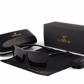 KINGSEVEN-Vintage-Style-UV400-Protection-Mens-Sunglasses-Classic-Male-Square-Glasses-Driving-Travel-Eyewear