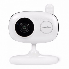 Wansview-Indoor-Wireless-Wi-Fi-Home-Security-Surveillance-IP-Camera-with-Two-Way-Audio-and-Night-Vision-White-Color