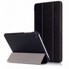 Ultra Slim Thin PU Leather Flip-Open Tablet Cover Case for Xiaomi Mi Pad 3, MiPad 3, MiPad 2 Funda 7.9 Inches Tablet Black