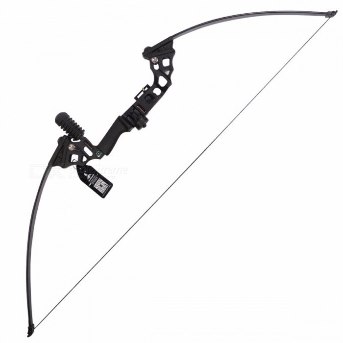 Archery Bow Hunting Straight Longbow for Outdoor Practice Target Shooting Fishing Sport Games Slingshot Tade Down Long Bow 40lbs