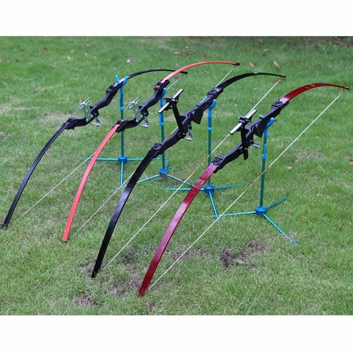 Straight Bow Archery Competitions Fitness Two Color 30lbs Recurve Bow High Quality Hunting Compound Bow