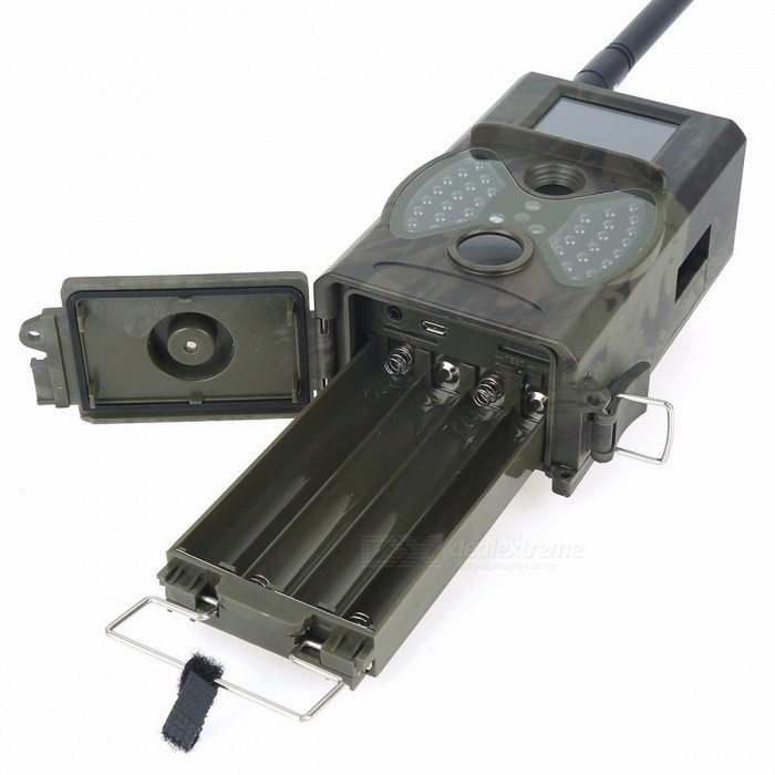 Skatolly HC300M Full HD 1080P 12MP Hunting Trail Camera Video Night Vision MMS GPRS Scouting Infrared Game Hunter Cam