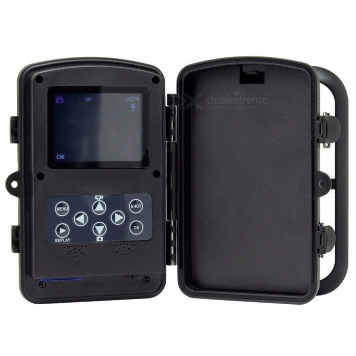 Outdoor Hunting Camera Infrared 720P 940nm HD Wide Angle Waterproof Motion Detection Hunting Trail Camera IR Flash