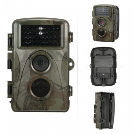 720P-12MP-Hunting-Camera-Waterproof-Wild-Trail-Camera-Infrared-Night-Vision-Camera-Animal-Observation-Recorder-w-Mount-and-Cable-picture-color
