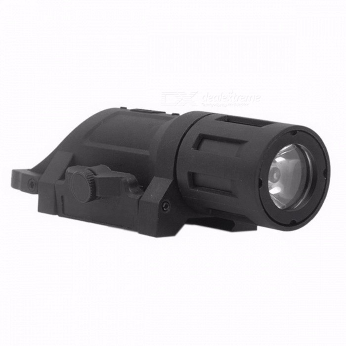 Portable Mini Easy-Mounted Super Bright Flash Light, WML Tactical Light Flashlight for Outdoor Activities