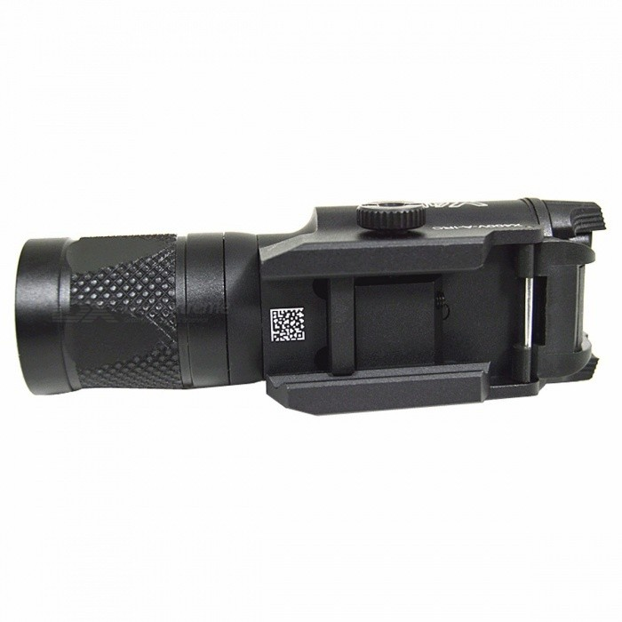 SFX400V High Quality Pistol Gun Flashlight With Red Laser Sight With Blasting Flash Function for Hunting