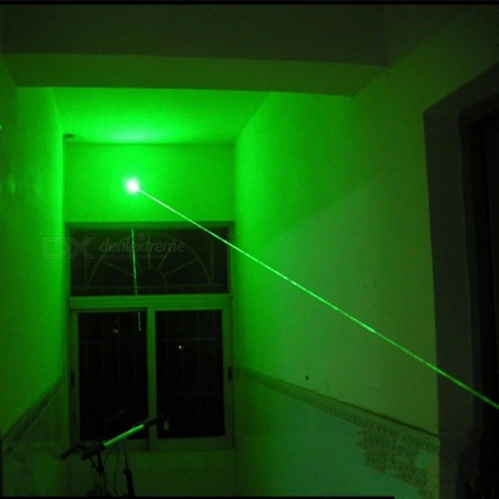 Powerful 5mW 532nm Green Laser Pen Laser Pointer Presenter Remote Lazer Hunting Laser Bore Sighter Without Battery