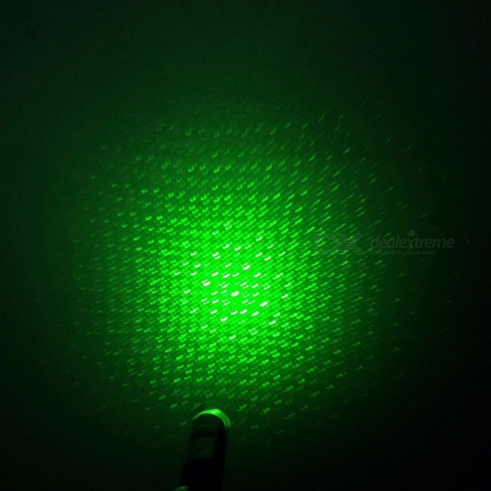 New 500 Meters Hunting Laser Sight Device, 5mW Red / Green Light Stars Laser Pointer Flashlight (Without Battery)
