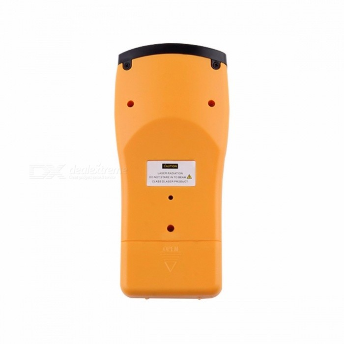 OUTAD CP-3007 Professional Durable Ultrasonic Distance Measure Laser, Designator Point Rangefinder w/ LCD Night Light Backlight