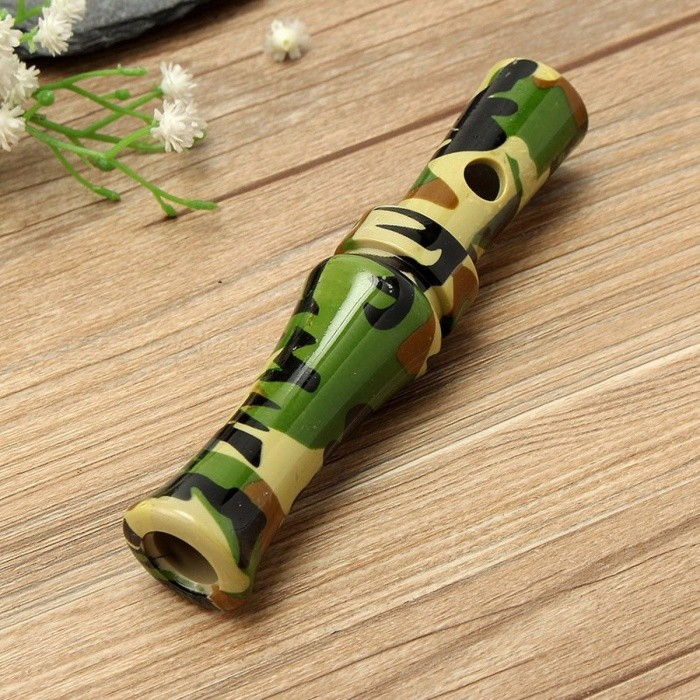 SGODDE Camouflage Plastic Duck Pheasant Mallard Hunting Call Caller Hunting Decoys Entice Wild Duck Closer for A Better Shot