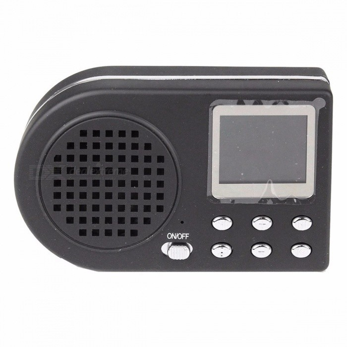 DONGKER CP-360 MP3 Bird Caller Hunting Decoy Bird Sound Loudspeaker, Electronics LCD Portable Shooting Equipment