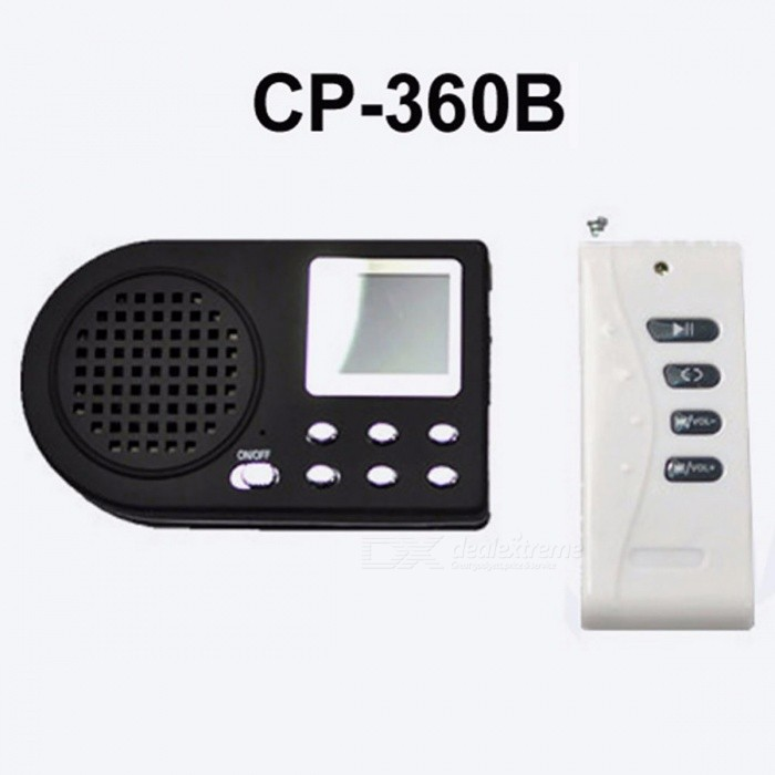 Digital-Hunting-Bird-Caller-Sound-MP3-Player-Hunting-Decoy-with-Wireless-Remote-Control-Bird-Calling-10W-115dB-Louder-Speaker-picture-color