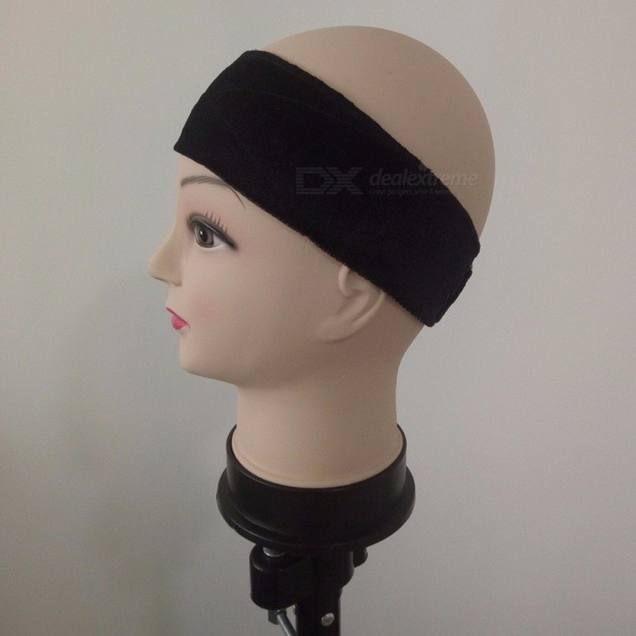 New Arrival Portable Hand-made Non-slip Wig Grip Band Strap for Holding Your Wig, Hat or Scarf, Easy to Use