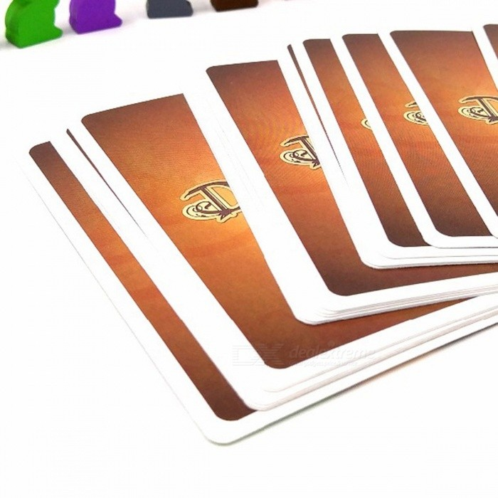DIXIT Card Games Children Board Games Table Fun Family Playing Cards English Russian Rules 12 Players