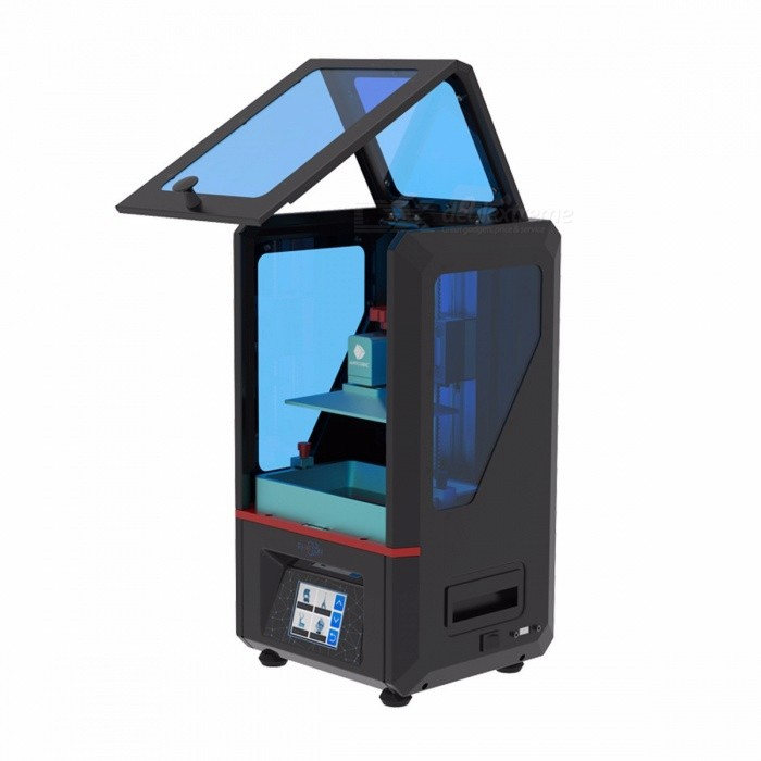 Anycubic Photon UV Resin SLA/DLP Light-Cure Impresora 3D Printer Kit with High Precision LCD Touch Screen