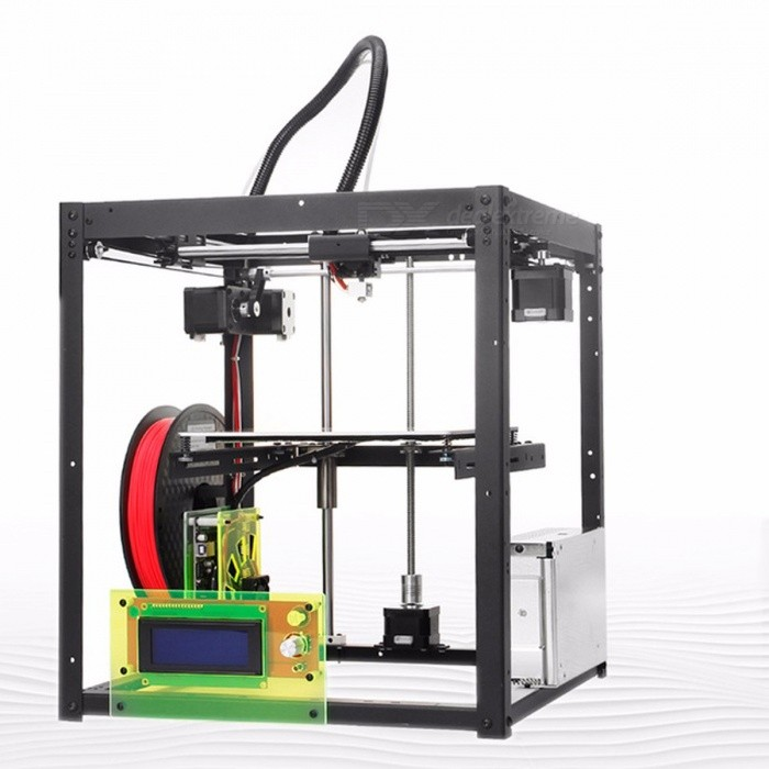Flyingbear-P905 Newest Full Metal DIY 3D Printer Kit with High Quality Precision Auto Leveling Makerbot Structure