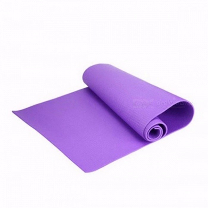 6mm Thickness Non-slip EVA Yoga Mat Exercise Pad, 68x24x0.24 Inches Gym Fitness Pilates Supplies for Yoga Workout