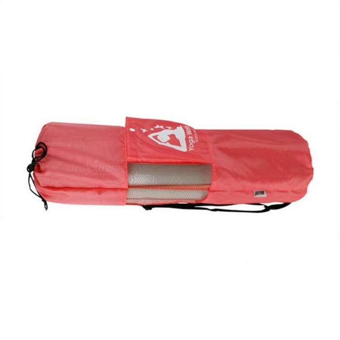 Hot Sale Yoga Gym Mat Bag Backpack, Waterproof Yoga Pilates Mat Case Bag Carriers for 6-10mm (Yoga Mat not Included)