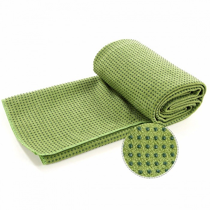 Premium Lightweight Sweatproof Microfiber Thick Blanket, Aseptic Fitness Machine Washable Slip-Resistant Yoga Towel