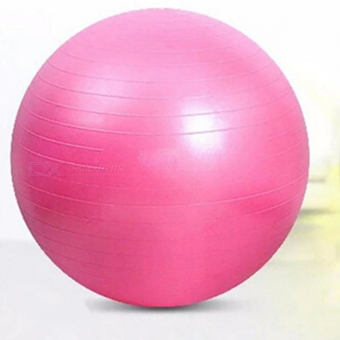Professional New 55cm Anti-slip Fitness Yoga Ball, Core Yoga Exercise Gym Workout Abdominal Proof Ball