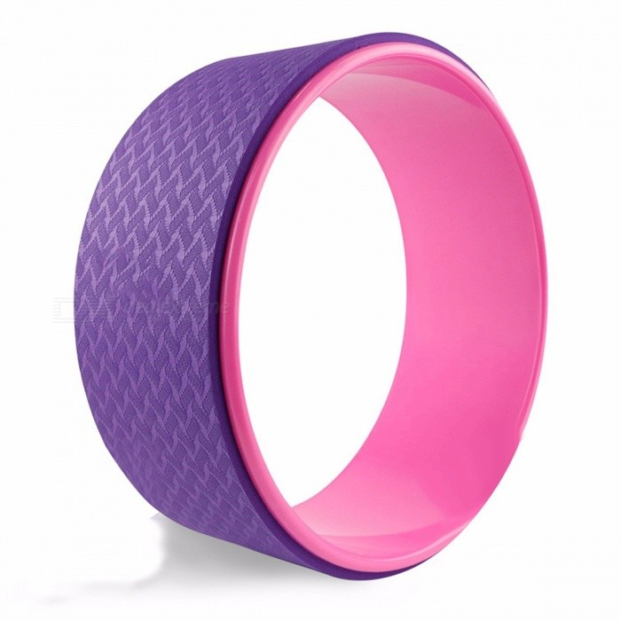 New Yoga Circle Wheel, ABS Pilates Magic Ring Gym Workout Back Training Tool, Home Slimming Fitness Equipment