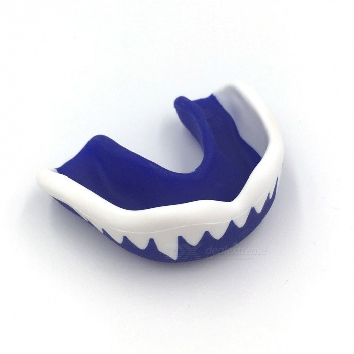 Adult's Mouth Guard Mouthguard Oral Teeth Protect Boxing Sports MMA Football Basketball Karate Muay Safety Protector