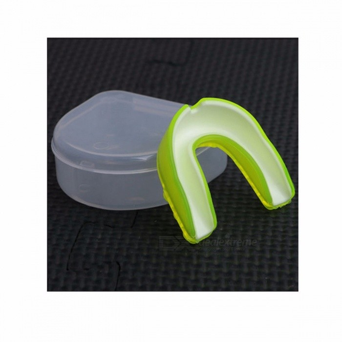 Mouthguard Mouth Guard, Oral Teeth Safety Protector for Boxing Sports MMA Football Basketball Karate Muay Thai