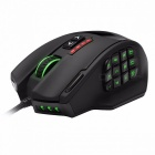 Rocketek-Gaming-Series-50-to-16400-DPI-High-Precision-Laser-19-Button-MMO-Gaming-Mouse-for-PC-Compatible-with-Windows-10-black