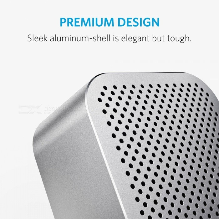 Anker SoundCore Nano Bluetooth Speaker Super Portable Wireless Speaker with Big Sound Built-in Mic for IPHONE Samsung