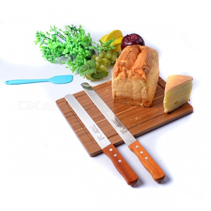 Portable Stainless Steel Bread Toast Tomato Sawtooth Knife Slicer Cutter, Kitchen Serrated Fruit Vegetable Carving Tool