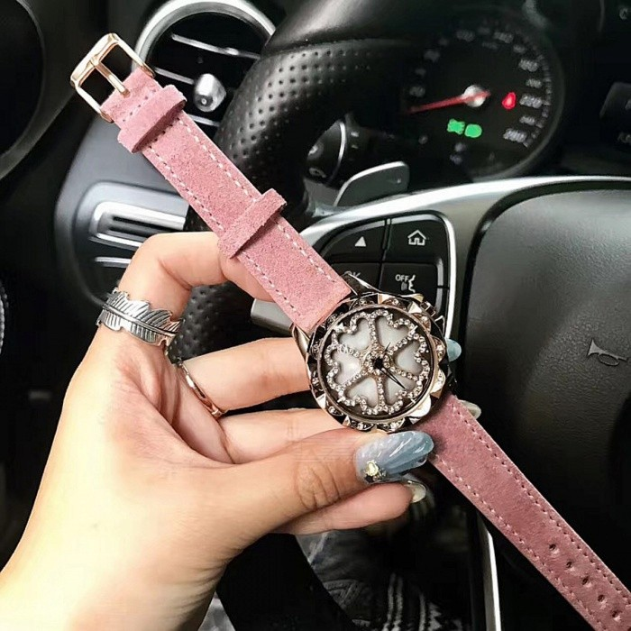 Top-Quality-Luxury-Crystal-Rhinestone-Dial-Women-Lady-Dress-Watch-Fashion-Rotation-Wristwatch-with-Genuine-Leather-Strap-Band