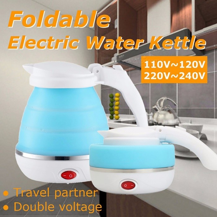 Electric-05L-Kettle-Silicone-Foldable-680W-Portable-Travel-Camping-Water-Boiler-Adjustable-Voltage-Home-Electric-Appliances-05L