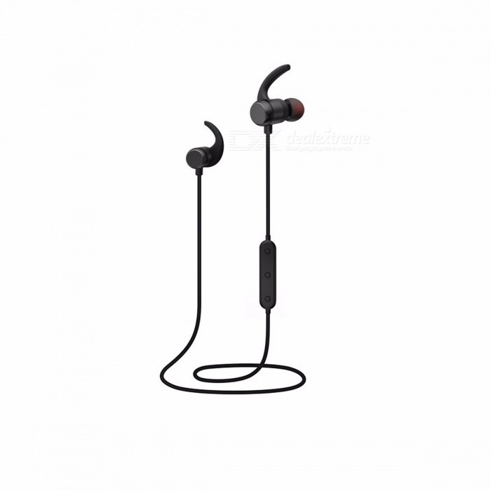 BINAI A1 In-ear Earphone CSR4.2 Bluetooth Headset IPX4 Waterproof Sport Running Earphone for MP3/MP4/Phone Music Player BlackHeadphones<br>Description<br><br><br><br><br>Brand Name: Binai <br><br><br>Style: In-Ear <br><br><br><br><br>Communication: Wireless+Wired <br><br><br>Connectors: None <br><br><br><br><br>Wireless Type: Bluetooth <br><br><br>Vocalism Principle: Dynamic <br><br><br><br><br>Control Button: Yes <br><br><br>Volume Control: Yes <br><br><br><br><br>Active Noise-Cancellation: No <br><br><br>Function: Common Headphone,For Mobile Phone,For iPod,HiFi Headphone,Sport <br><br><br><br><br>Plug Type: Wireless <br><br><br>Sensitivity: 110dB <br><br><br><br><br>Frequency Response Range: 20-20000Hz <br><br><br>Line Length: 2.0m <br><br><br><br><br>Resistance: 16? <br><br><br>Waterproof: Yes <br><br><br><br><br>Support Apt-x: No <br><br><br>Support Memory Card: No <br><br><br><br><br>Support APP: No <br><br><br>Is wireless: Yes <br><br><br><br><br>With Microphone: Yes <br><br><br><br><br><br><br><br><br><br><br><br>Features:<br>1. Using high efficiency chip CSR , and the latest version of the <br>Bluetooth 4.2. guarantees high speed tranmission and stable connection.<br>2. Advanced CVC 6.0 noise cancelling, it could reduce the interference , <br>provide clear and natural sound for <br>you. <br>3.Magic<br> Magnet Attraction Technology?1 seconds to start and 1 seconds to turn <br>off. Gently absorb or separate to turn the earphones on / off, abandon <br>traditional button, novel<br>and simple. Its magnetic attraction design<br> function can connect 2 earphones easily. Hanging on neck like a <br>necklace when not in use could avoid loss meanwhile it could be a cool <br>amazing accessory for fashion users.<br>4. With dual 10mm Ti driver unit, this headphone produces rich immersive sound, high fidelity, wonderful musical enjoyment.<br>5. Simultaneous connection, this headphone could be connected with two Bluetooth devices at the same time.<br>6. Once your phone connected with this headphone, it would be <br>automatically connected when it turn on the Bluetooth. 7. IPX4 <br>waterproof, protective earphones from spatter, sweat, moisture and other<br> effects, in the intense work of free enjoyment of music.<br><br>General Specification:<br>Brand: Binai<br>Model: A1 (Magic Magnet Attraction Bluetooth Earphone)<br>Color: Black, black + red, white + rose gold, white + Silver<br>Wearing Type: Headband<br>Interface&amp;nbsp;Type: Micro usb Charging Port<br>Technical Parameters: <br><br><br><br> Microphone: Yes <br><br><br> Bluetooth Version: V4.2 <br><br><br> Transmission Distance: 10m <br><br><br> Bluetooth Profile: A2DP, AVRCP, HSP, HFP <br><br><br> Drivers: 10mm Titanium Driver * 2 <br><br><br> Total Harmonic Distortion: 0.3%-3% <br><br><br> Receive Sensitivity: 120dB <br><br><br> Impedance: 16? <br><br><br> Frequency Response: 20-20kHz <br><br><br> Battery Capacity: 130mAh, 3.7V <br><br><br> Charging Time (h): 1-1.5 hours <br><br><br> Music Time (h): 7 hours <br><br><br> Standby Time (h): 120 hours <br><br><br><br>Package&amp;nbsp;&amp;nbsp;Included:<br>1* Binai A1 Magic Magnet Attraction Bluetooth Earphone<br>1* Micro USB Charging Cable<br>2* small cap , 2* big ear cap<br>1* Storage Bag<br>1* Manual<br>