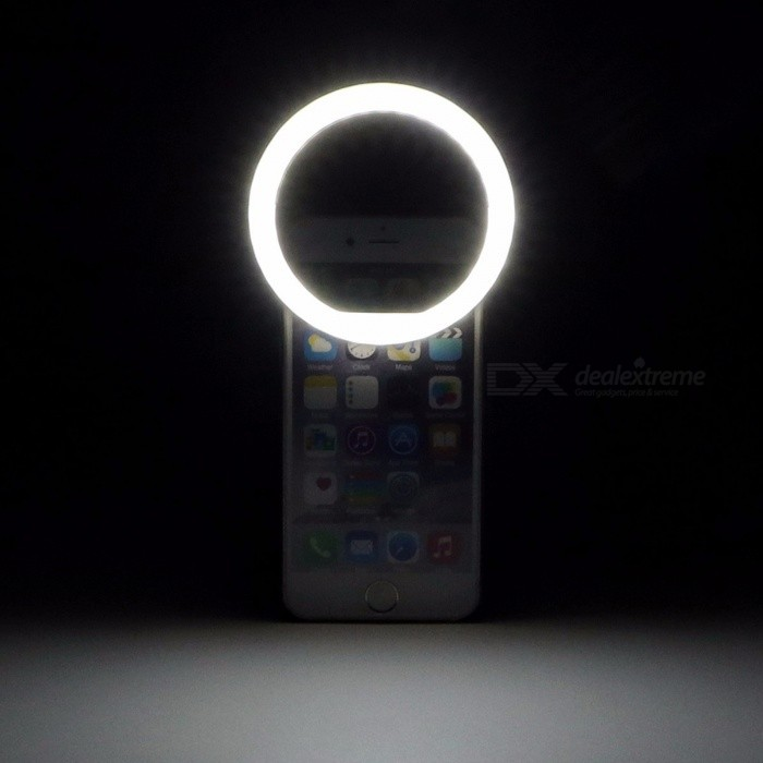 ITimo LED Flash Fill Light For iPhone IOS Android Mini Portable Smartphone Cell Phone Camera Fill Light 36 Led Phone Flash Light