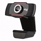 USB-HD-Webcam-Web-Cam-300-Megapixel-PC-Camera-with-Absorption-Microphone-MIC-for-Skype-for-Android-TV-Rotatable-Computer-Camera-usb
