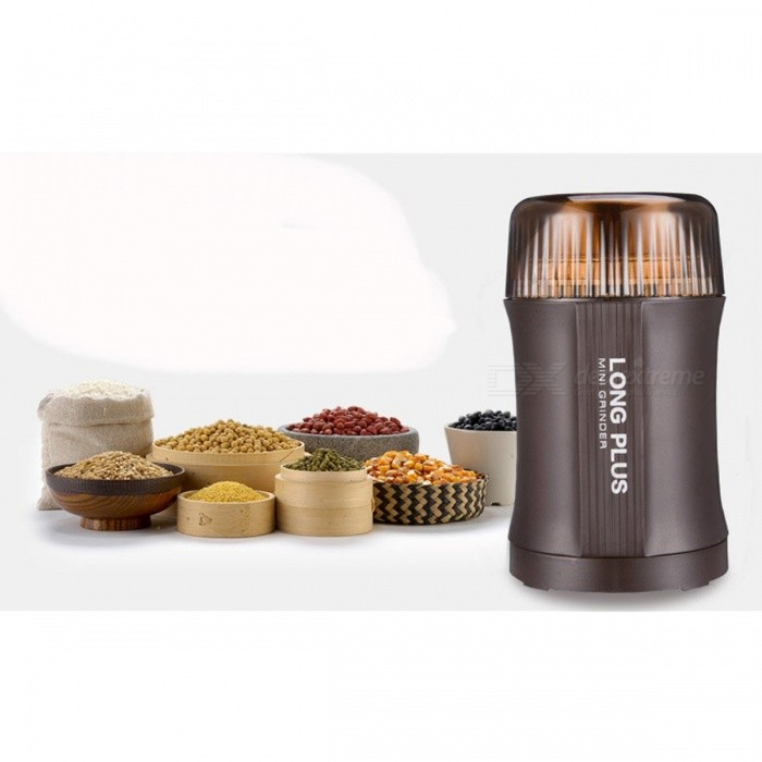 Eworld-Practical-Electric-Coffee-Spice-Grinder-Maker-with-Stainless-Steel-Blades-Beans-Mill-Herbs-Nuts-Cafe-Home-Use-Brown