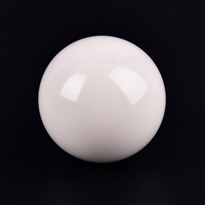 Hig Quality and Practical Diameter 52.5mm Pool Balls White Billiard Training Ball Snooker Ball Cue Ball White