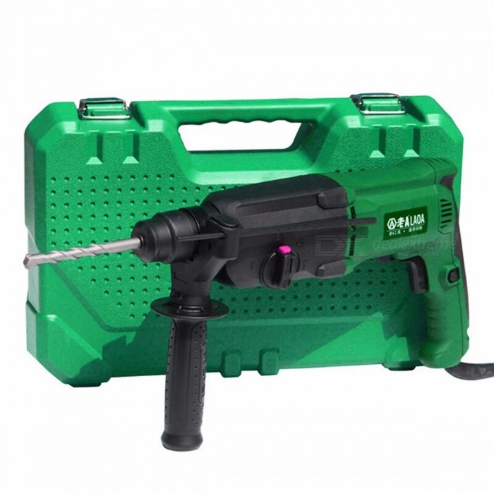 LAOA-800W-Electric-Impact-Drill-Rotary-Hammers-Taladro-Percutor-Darbeli-Matkap-Electric-Pick-For-Tearing-and-Decoration-CNstandard