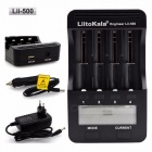 Liitokala-Lii-100-500-LCD-37V-NiMH-Lithium-Battery-Charger-for-18650-18350-18500-16340-17500-25500-10440-14500-26650-AA-AAA-Lii500-Full-set