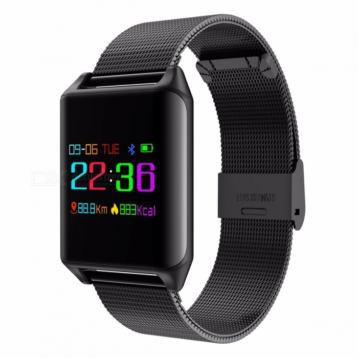 """SENBONO M7 Colorful OLED Screen Sports Smart Band IP67 Waterproof  Support Heart Rate Blood Pressure Predometer PurpleSmart Watches<br>Description<br><br><br><br><br>Language: French,Japanese,Italian,Russian,Spanish,Hebrew,Polish,Turkish,Portuguese,English,Ukrainian,German,Korean<br><br><br>Touch Screen: Yes<br><br><br><br><br>Style: Sport<br><br><br>Function: Remote Control,Alarm Clock,Push Message,Passometer,Social Media Notifications,Message Reminder,Sleep Tracker,Activity Tracker,Heart Rate Tracker,Blood Pressure,Call Reminder,Fitness Tracker,Blood Oxygen<br><br><br><br><br>Band Detachable: Yes<br><br><br>Brand Name: SENBONO<br><br><br><br><br>Screen Type: Color LCD<br><br><br>Application Age Group: Adult<br><br><br><br><br>Case Material: Steel<br><br><br>Waterproof Grade: Life Waterproof<br><br><br><br><br>Band Material: Silica<br><br><br>Compatibility: All Compatible<br><br><br><br><br>Screen Style: Rectangle/Square-shape<br><br><br><br><br><br><br><br><br><br><br><br><br>Features:<br><br><br>1.With 0.95 inch OLED screen <br><br><br>2.Heart rate detection/Blood oxygen detection / Blood pressure detection/<br><br><br>3.Time ,Pedometer,Calorie Consumption,Distance Calculation,Sleep time ,/Off dispaly<br><br><br>4.Standard exercises functions (Pedometer.Calorie Consumption.Distance Calculation)<br><br><br>5.Sleep detection (Sleep time ,Sleep quality)<br><br><br>6.Calls to remind,SMS Reminder,Third-party messaging reminder :Multilingual push <br><br><br>7.Anti-lost function (Overtop the working connection distance between the mibile phone and bracelet will give the reminder)<br><br><br>8.Clock alarm<br><br><br>9.Task Reminder (Sedentary reminder /Drink water reminder)<br><br><br>10.Synchronous data to APK/APP<br><br><br>How to find the App ?<br><br><br>1.Download """"iwear from Android market or IOS store&amp;nbsp;&amp;nbsp;&amp;nbsp; <br><br><br>2.Scan the following QR code and download&amp;nbsp; """"iwear <br><br><br>Specifications:<br><br><br>?.Suitable with Android """