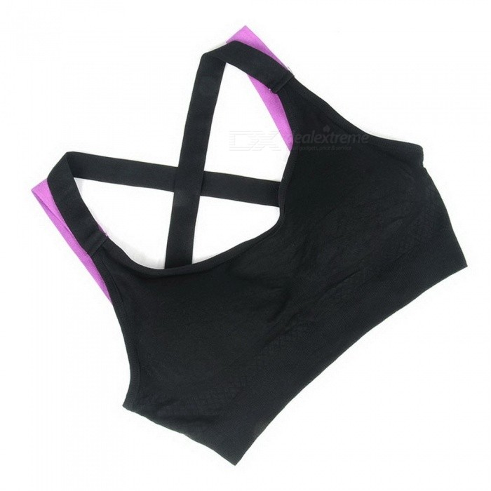 Womens Stylish Yoga Bras Push Up Sports Bra Gym Running Padded Bras Athletic Vest Sportswear Underwear S/BlackDescription<br><br><br><br><br>Feature: Breathable<br><br><br>Brand Name: lucy lizz<br><br><br><br><br>Sports Type: Fitness<br><br><br><br><br><br><br><br><br><br>Bra Style: Push up,Padded,Seamless,Sexy,Cool,Fashion <br><br><br>Size: S/M/L <br><br><br>Cup Shape: Full Cup <br><br><br>Feature: Quick Dry,Breathable,Anti-Pilling,Shockproof<br>